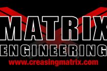 Matrix Engineering Re-drawn Logo