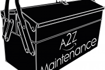 Logo design for new maintenance company to be used as vehicle livery and business stationery.