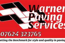 Warner Paving Services Final Design