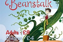 Jack and the Beanstalk Panto Poster
