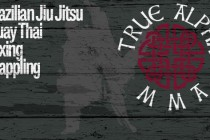 True Alpha MMA Facebook Header