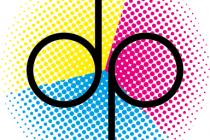 Discount Print Concept Logo