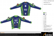 LCRacing Cycle Kit Jacket
